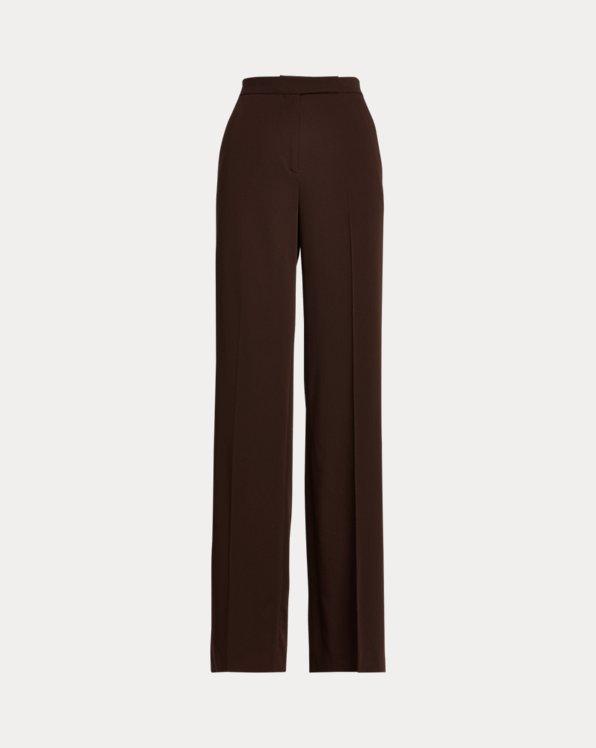 Aden Wool Gabardine Trouser