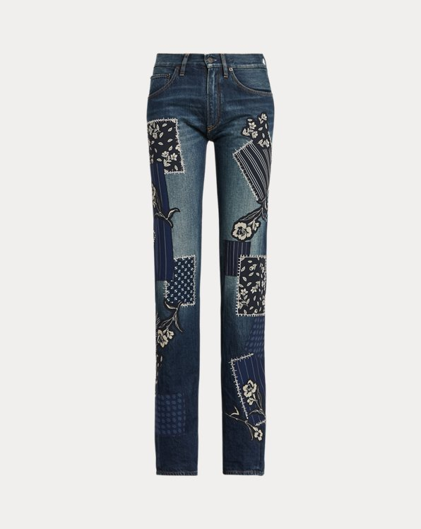 O'Connor Patchwork Jean