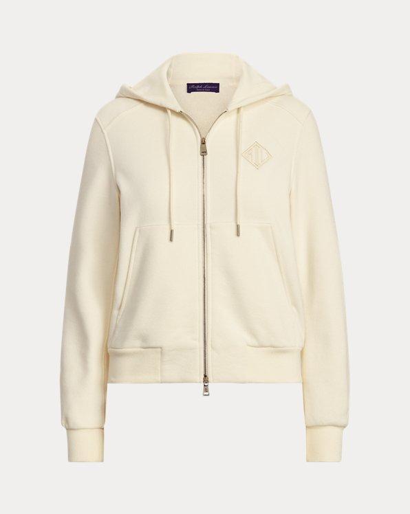 Taryn Polo Bear Cotton-Blend Jacket