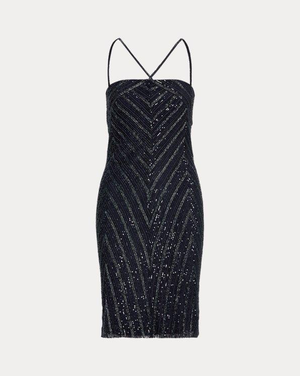 Shanelle Embellished Cocktail Dress