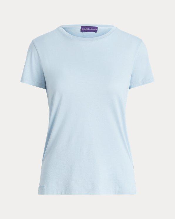 Cotton Short-Sleeve Tee