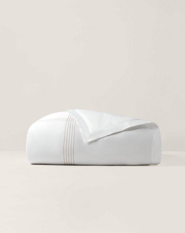 RL Organic Sateen Handkerchief Duvet