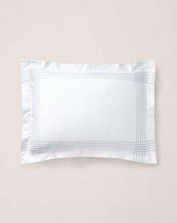 RL Organic Sateen Handkerchief Sham