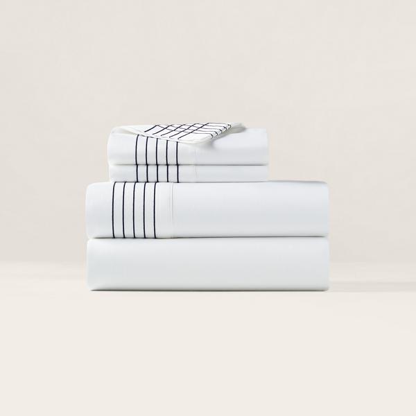 Organic Cotton Sateen Handkerchief Sheet