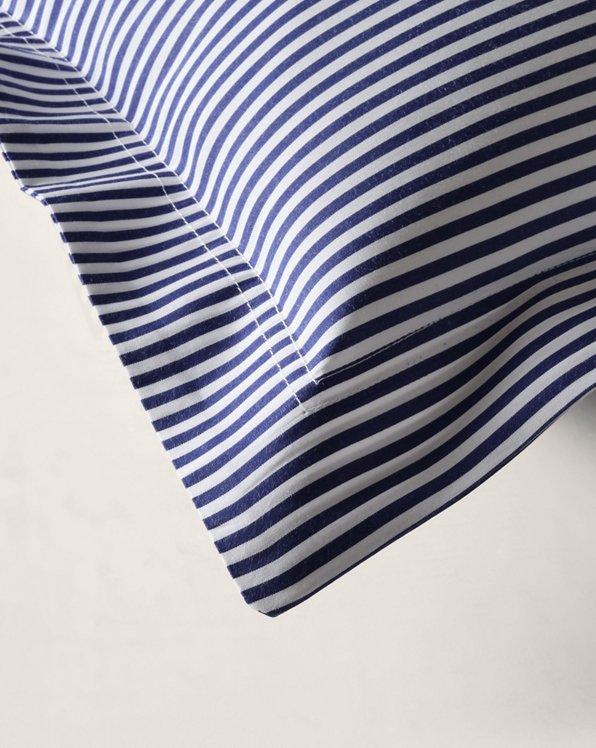 Organic Striped Shirting Sham