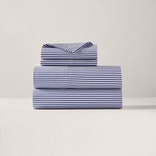 Organic Cotton Shirting Stripe Sheeting