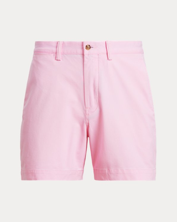 6-Inch Stretch Classic Fit Chino Short
