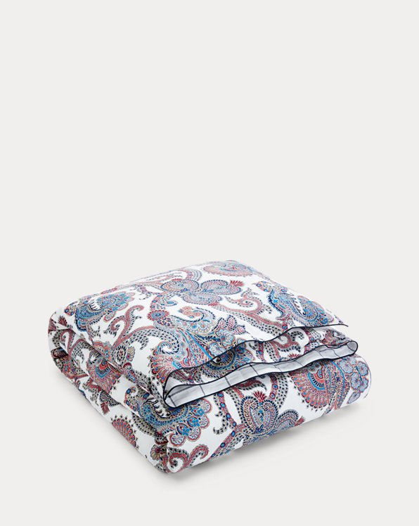 Carter Paisley Comforter Set