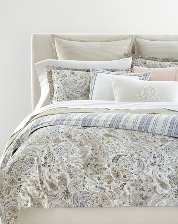 Estella Paisley Comforter Set