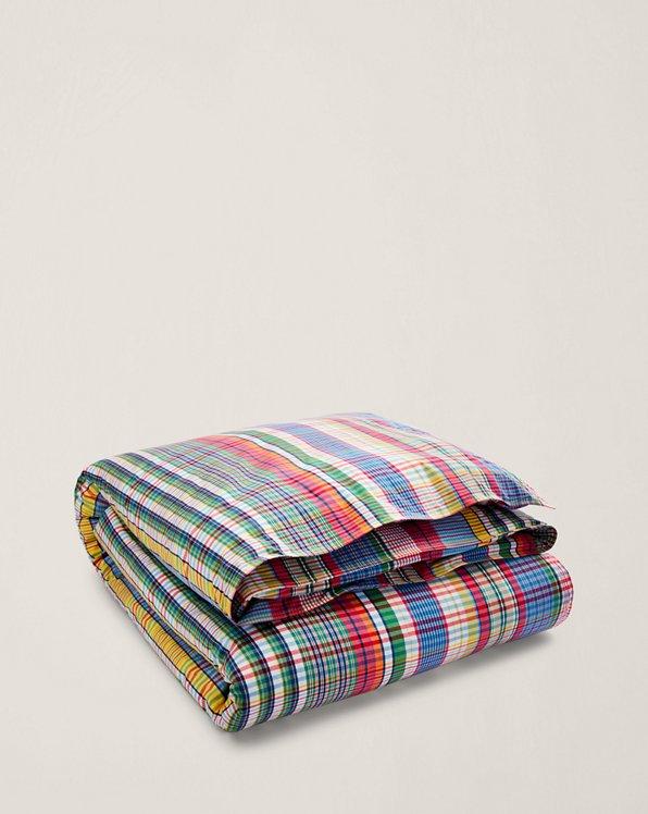 Summer Hill Plaid Comforter