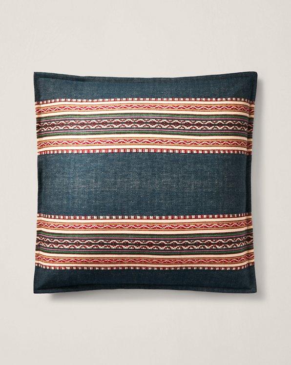 Alyssa Striped Throw Pillow
