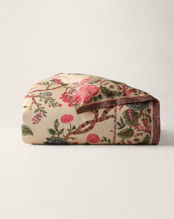 Teagan Floral Duvet Cover