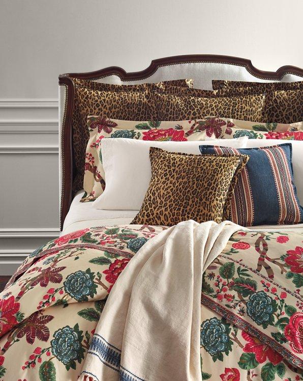 Teagan Floral Comforter