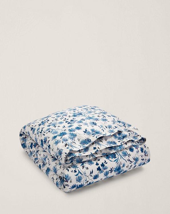 Adelaide Floral Sateen Duvet Cover