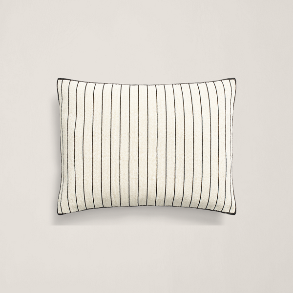 Northleigh Beaded Throw Pillow