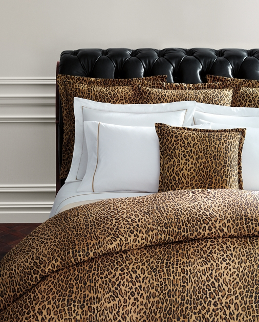 Montgomery Percale Duvet Cover