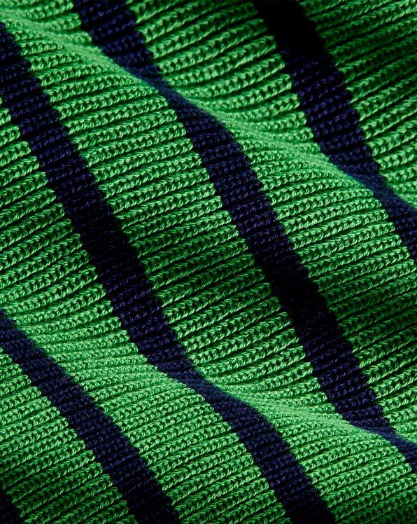 Toulon Striped Throw Pillow