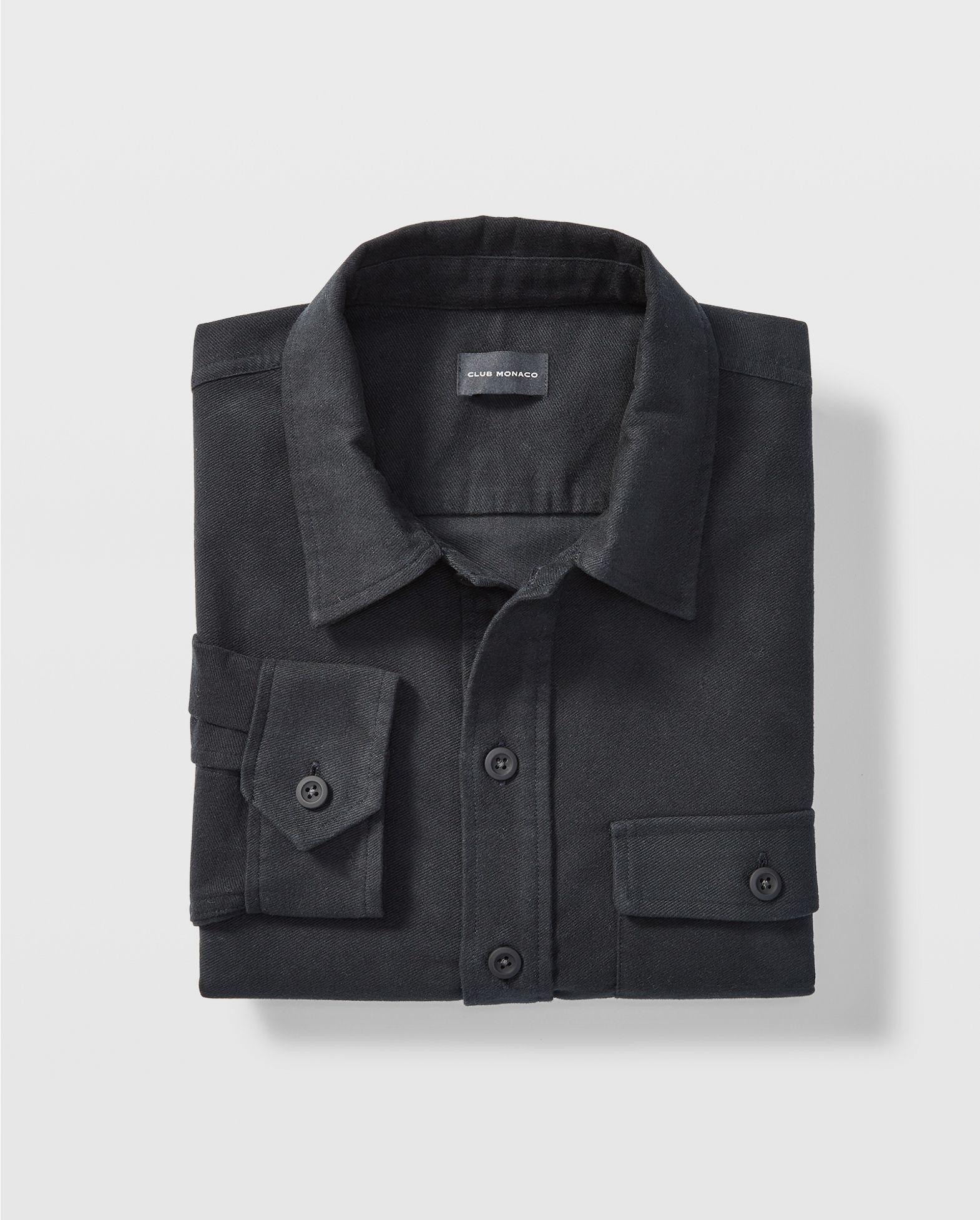 Moleskin Overshirt