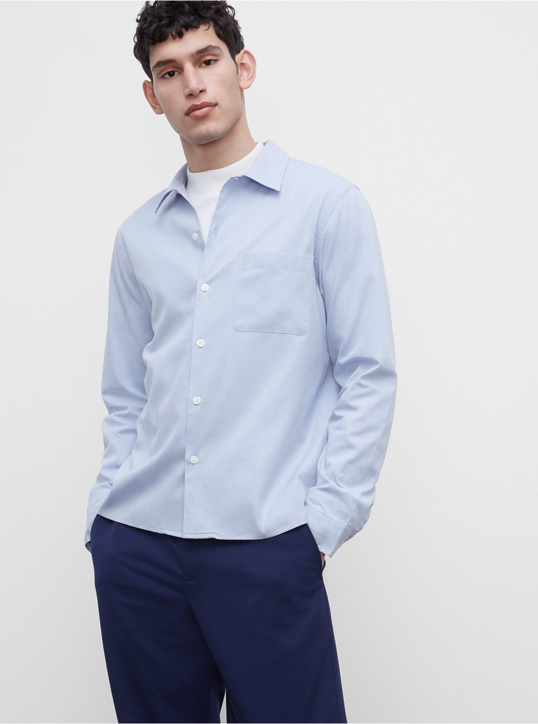 Long Sleeve Standard Shirt