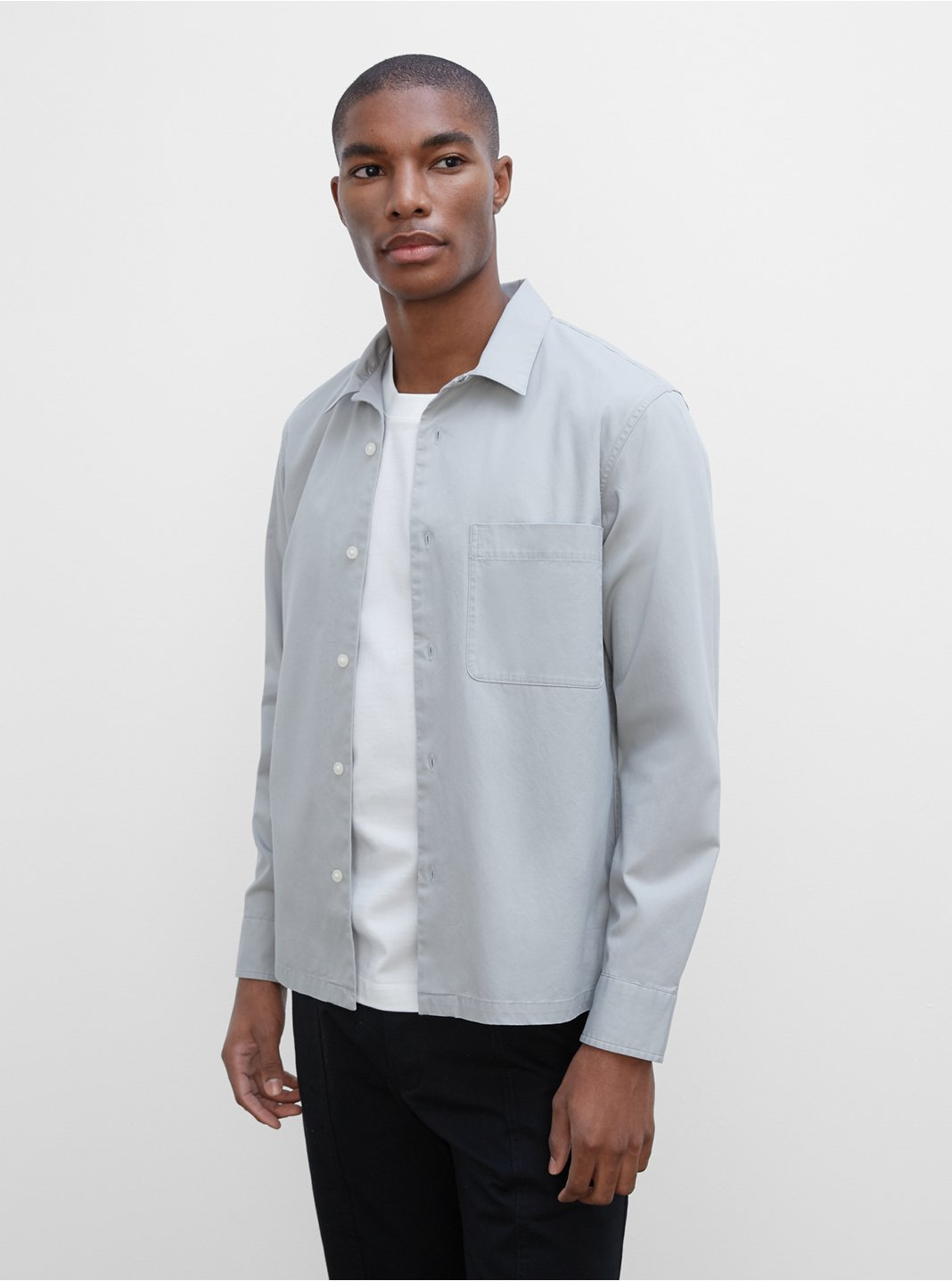 Long Sleeve Spring Workshirt