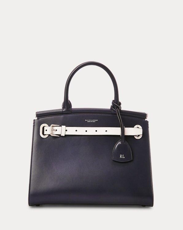 Calfskin Medium RL50 Handbag