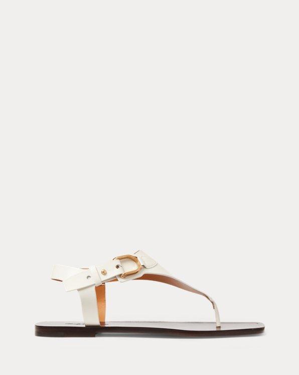 Delancie Calfskin Sandal