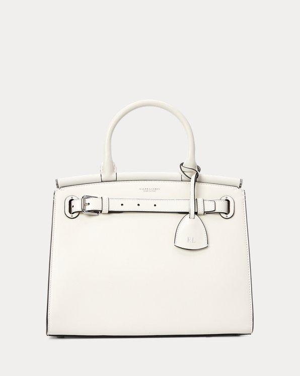Leather Medium RL50 Handbag