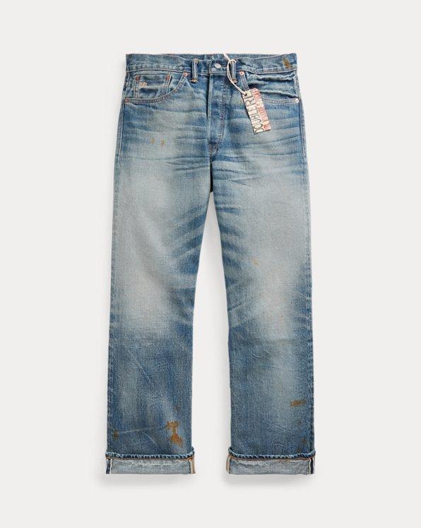 Vintage 5-Pocket Selvedge Jean