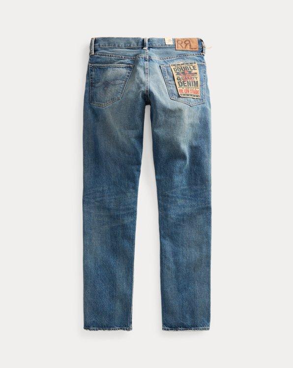 Low Straight Jean