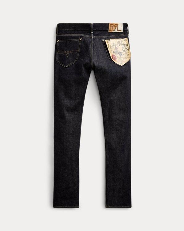 Limited-Edition High Slim Jean