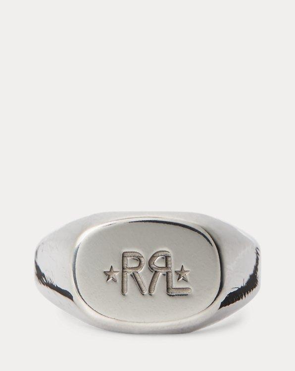 Handmade Sterling Silver Signet Ring