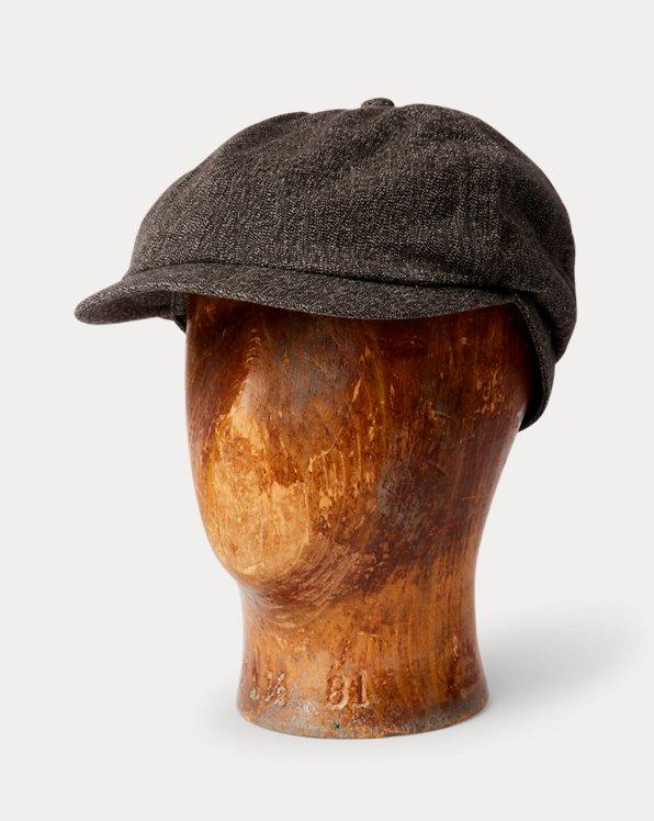 Jaspe Newsboy Cap