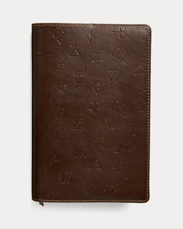 Notebook & Leather Cover