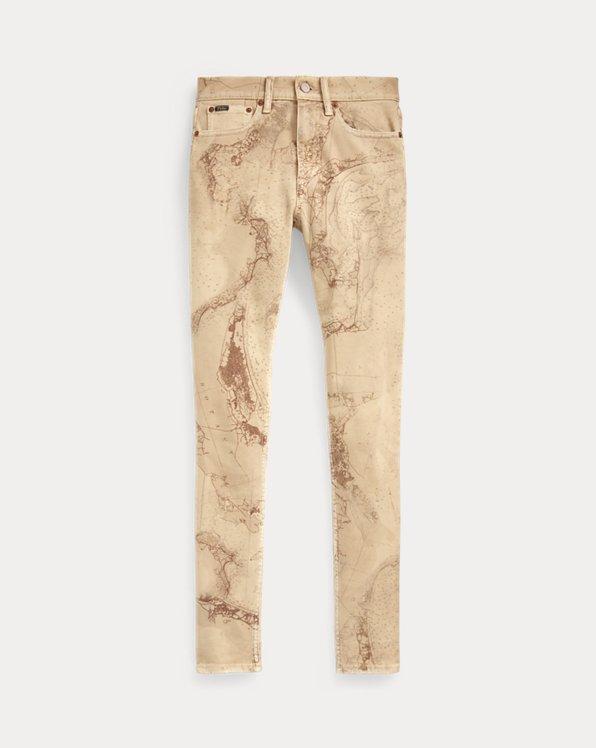 Jeans Tompkins Skinny de tiro alto