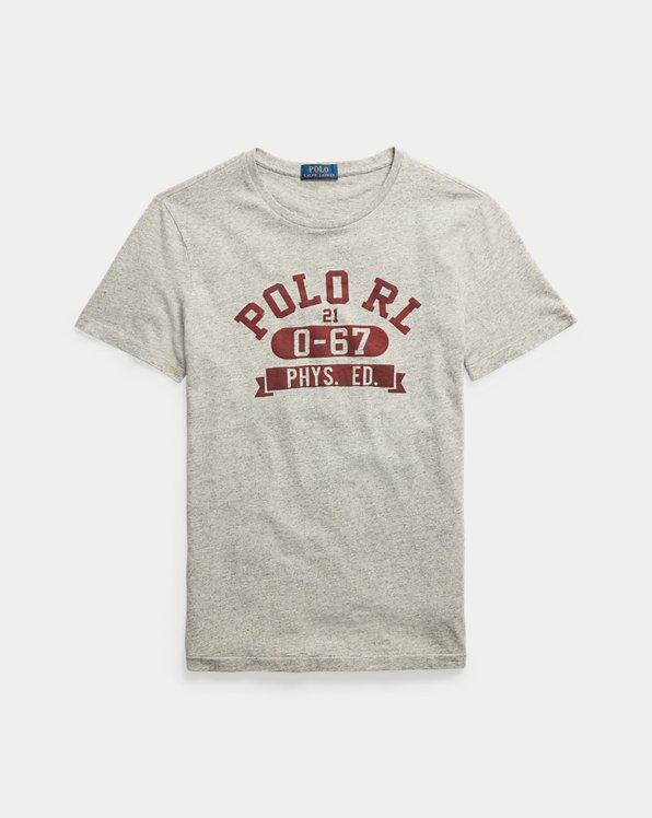 Custom Slim Fit Jersey Graphic T-Shirt