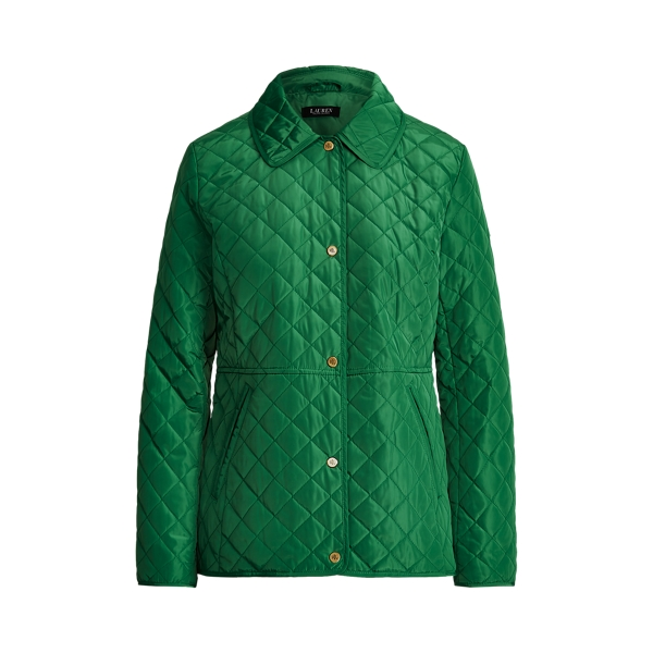 로렌 랄프로렌 자켓 Polo Ralph Lauren Quilted Jacket,Stem