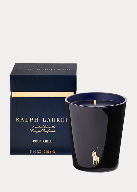 Ralph Lauren Home Round Hill Candle