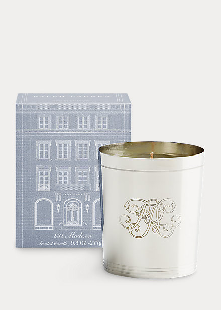 Ralph Lauren Home 888 Madison Flagship Candle