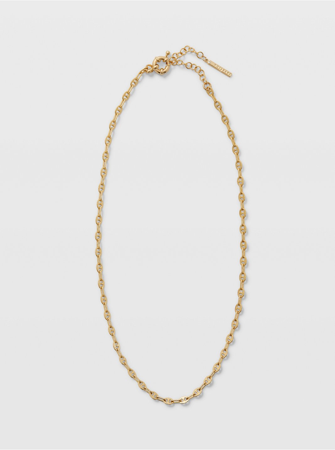 Serefina Short Oval Necklace