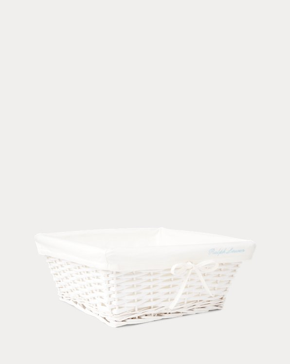 Baby Large Wicker Basket