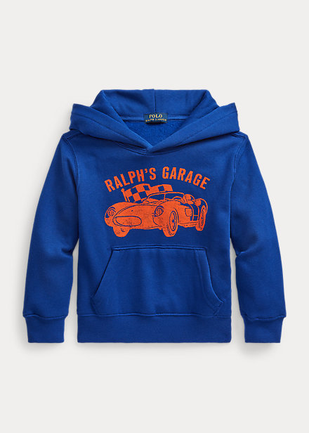 Polo Ralph Lauren Ralph s Garage Fleece Hoodie