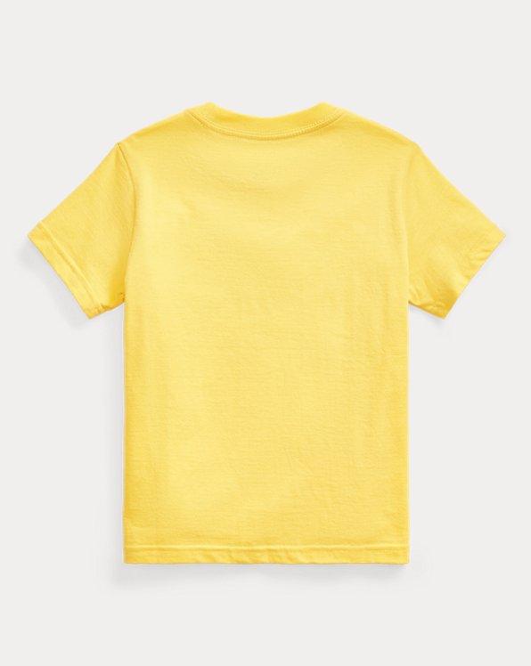 Logo Cotton Jersey Tee