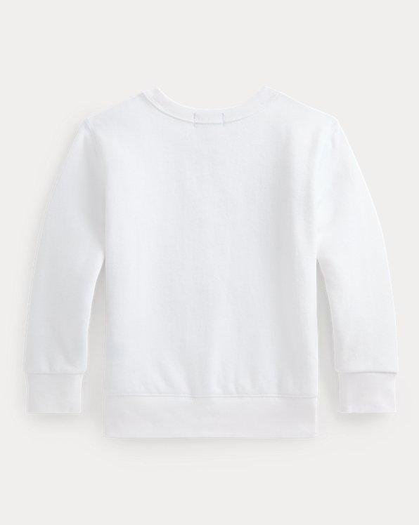 Polo Bear Logo Fleece Sweatshirt