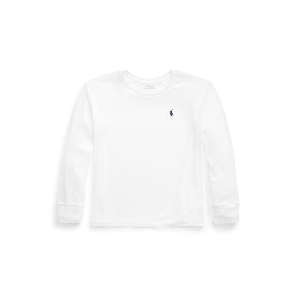 폴로 랄프로렌 Polo Ralph Lauren Logo Interlock Tee,White