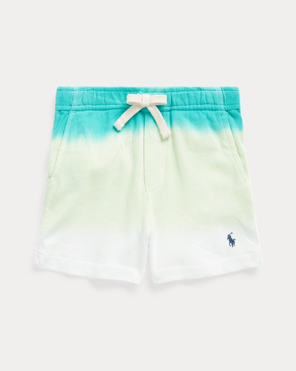 Dip-Dyed Spa Terry Short