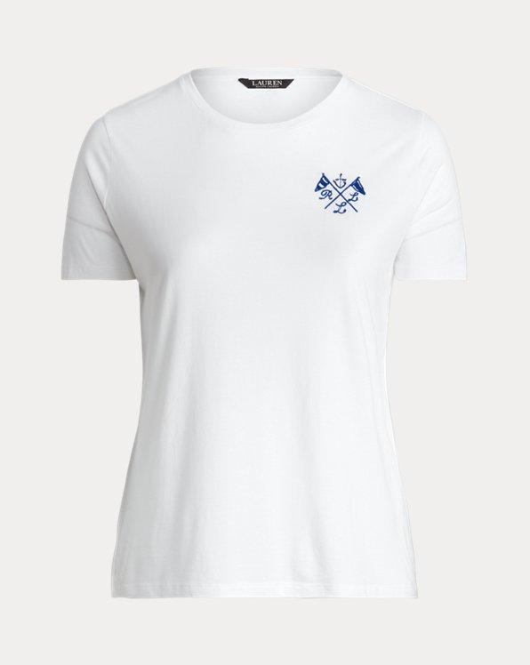 Nautical Logo Jersey Tee