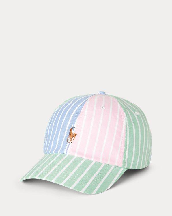 Color-Block Oxford Cap