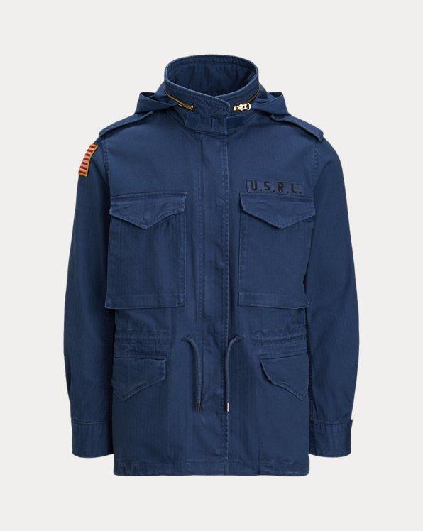 Cotton Surplus Jacket