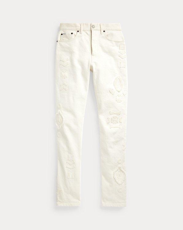 High-Rise Slim-Jeans Callen