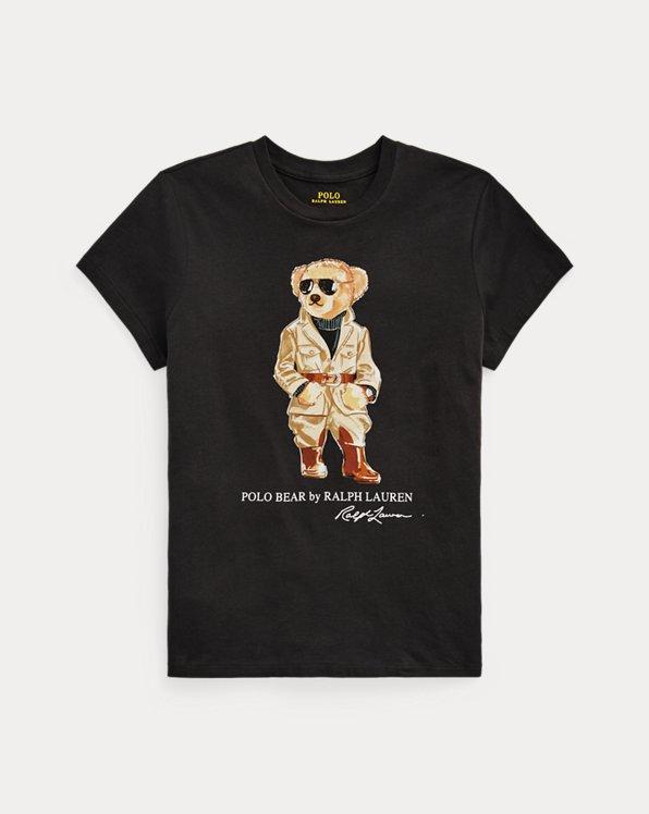Safari Polo Bear Tee